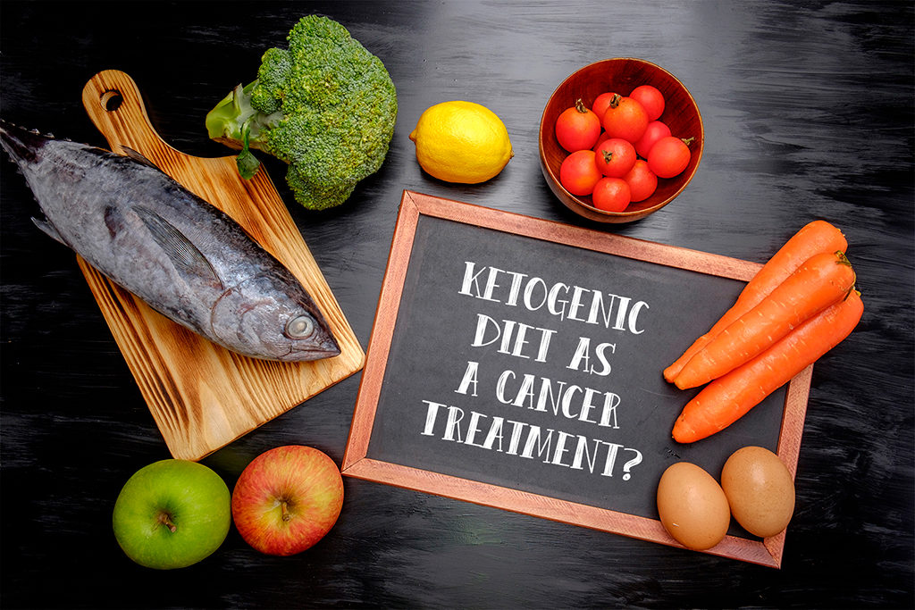 recetas dieta cetogenica cancer